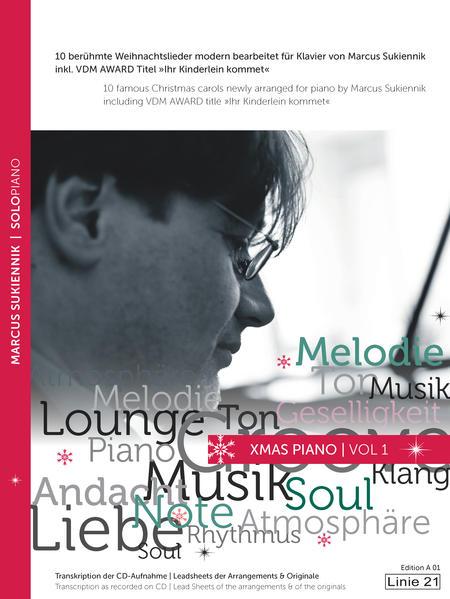 XMAS PIANO | VOL 1 - Coverbild