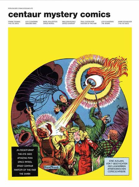 Perlen der Comicgeschichte. Band 1 - Coverbild