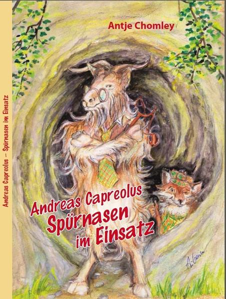Andreas Capreolus - Coverbild