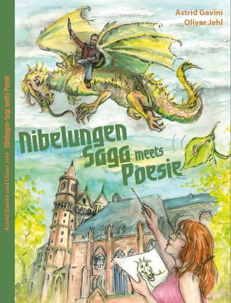 Nibelungen-Saga meets Poesie - Coverbild