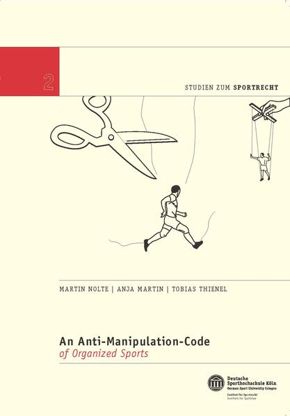 An Anti-Manipulation-Code for Organized Sports - Coverbild