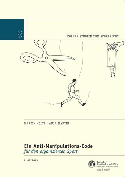 Ein Anti-Manipulations-Code für den organisierten Sport - Coverbild