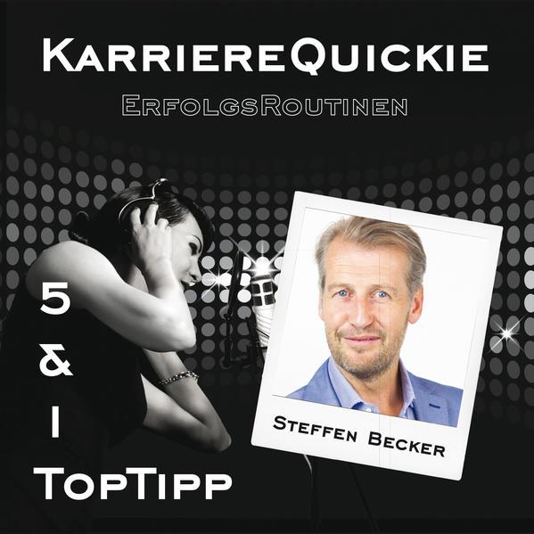 KarriereQuickie - Coverbild