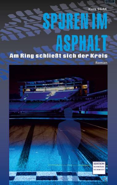 Spuren im Asphalt - Coverbild