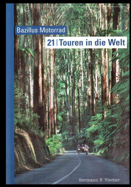 Bazillus Motorrad - Coverbild