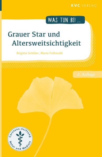 Grauer Star und Altersweitsichtigkeit - Coverbild