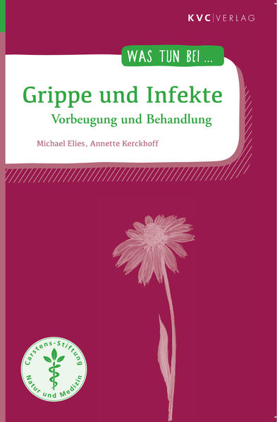 Grippe und Infekte - Coverbild