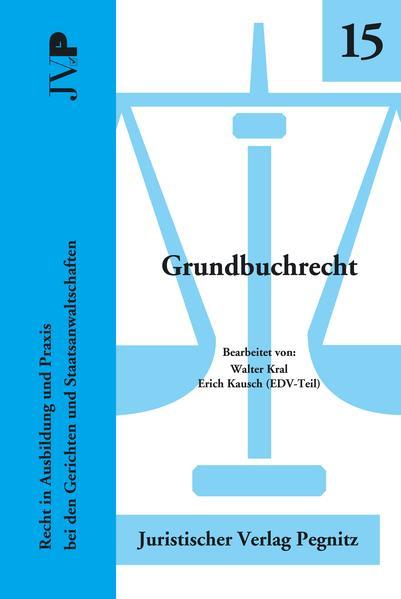 Grundbuchrecht - Coverbild