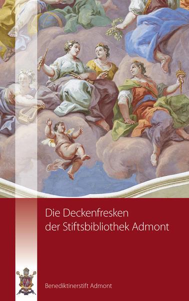 Die Deckenfresken der Stiftsbibliothek Admont - Coverbild
