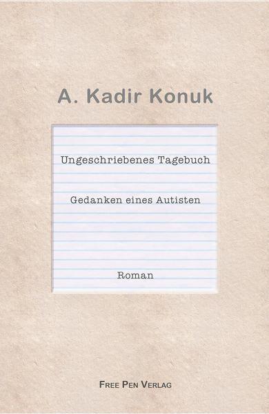 Ungeschriebenes Tagebuch - Coverbild