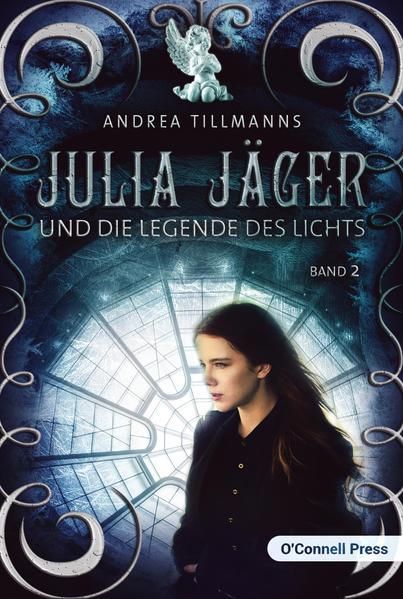 Julia Jäger und die Legende des Lichts - Coverbild