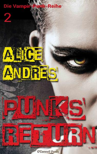 Punks Return - Coverbild