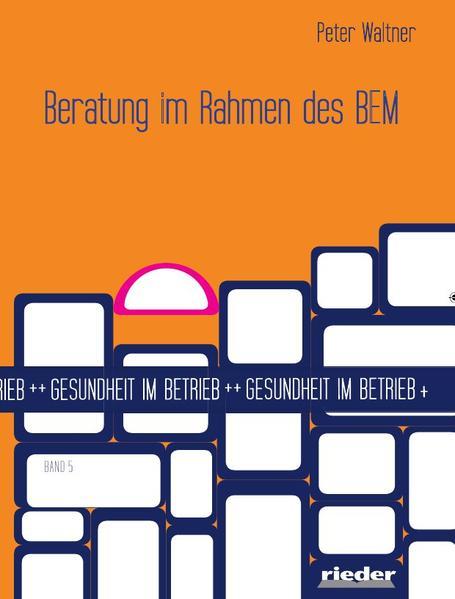 Beratung im Rahmen des BEM - Coverbild