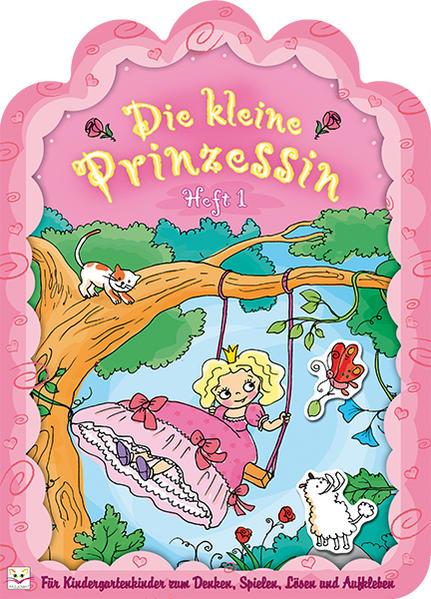 Die kleine Prinzessin Heft 1 - Coverbild