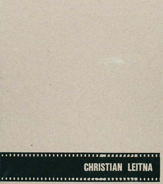 Christian Leitna - Coverbild