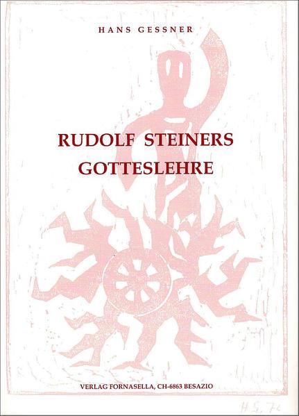 Rudolf Steiners Gotteslehre - Coverbild