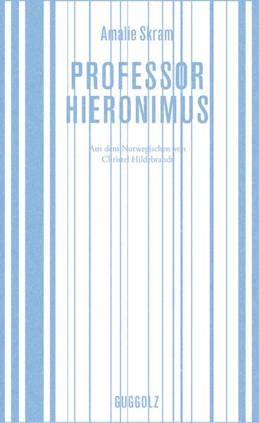 Professor Hieronimus - Coverbild