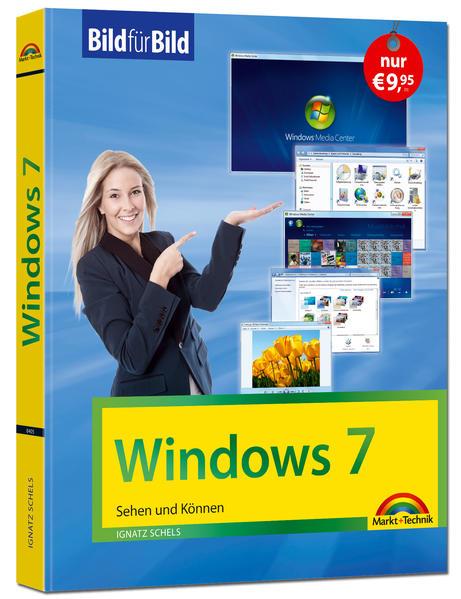 Windows 7 Bild für Bild: sehen und können - Coverbild