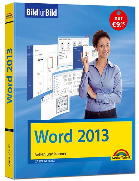 Ebooks Word 2013 Bild für Bild lernen: sehen und können PDF Herunterladen