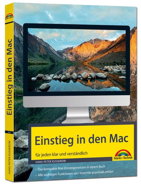 Einstieg in den Mac - für jeden klar und verständlich - Coverbild