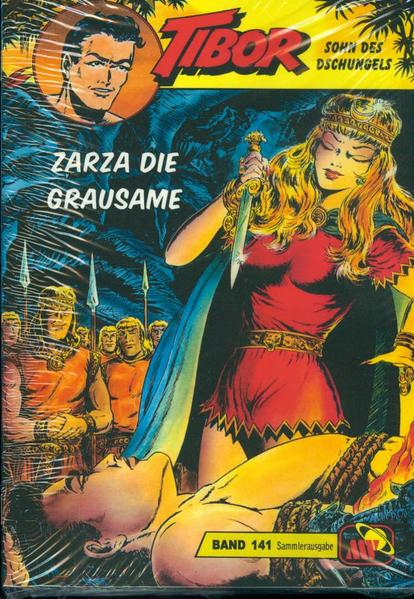 Zarza die Grausame - Coverbild