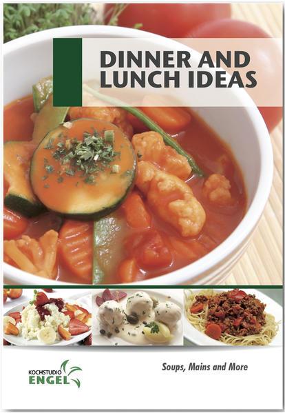 Dinner and Lunch Ideas von Marion Möhrlein-Yilmaz PDF Download