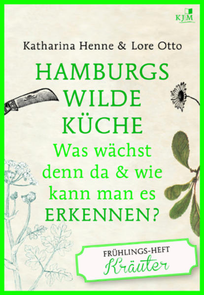 Hamburgs wilde Küche - Coverbild