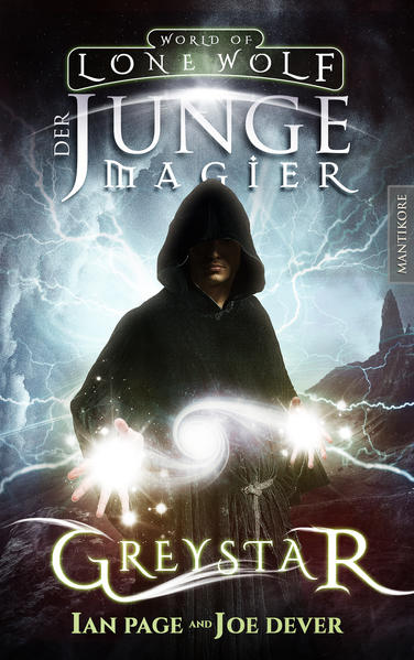 Greystar 01 - Der junge Magier - Coverbild