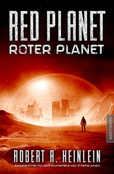 Red Planet - Roter Planet - Coverbild