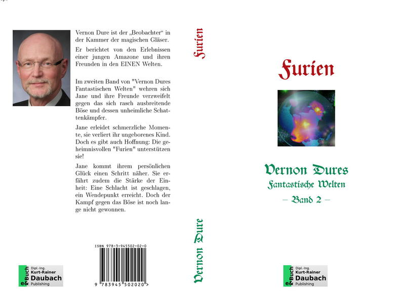 Furien - Coverbild