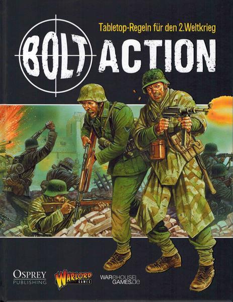Bolt Action - Coverbild