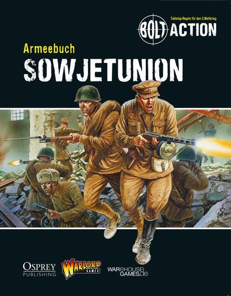Armeebuch Sowjetunion - Coverbild