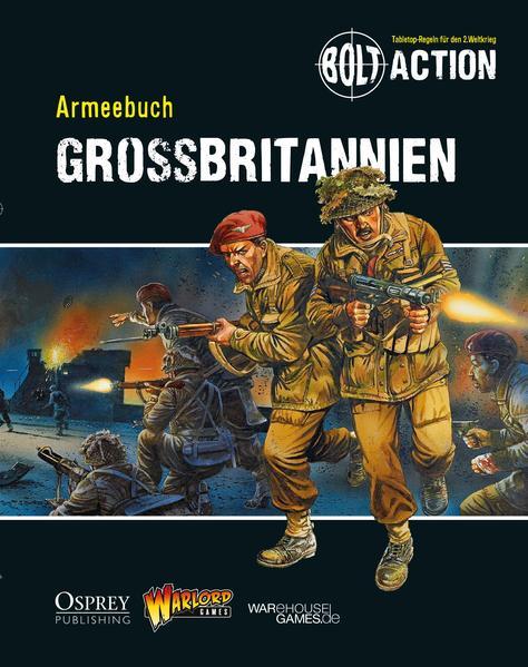 Armeebuch Großbritannien - Coverbild