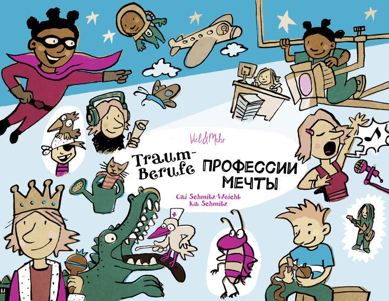 Traumberufe - Ausgabe Deutsch-Russisch Epub Kostenloser Download