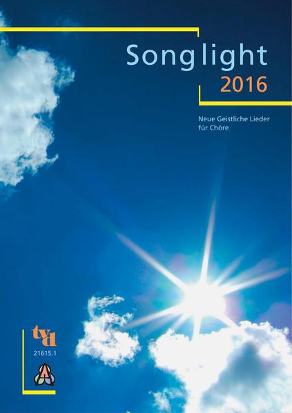 Songlight 2016 - Coverbild