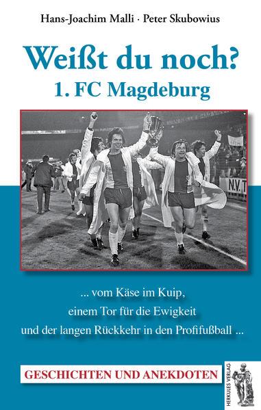 1. FC Magdeburg - Coverbild