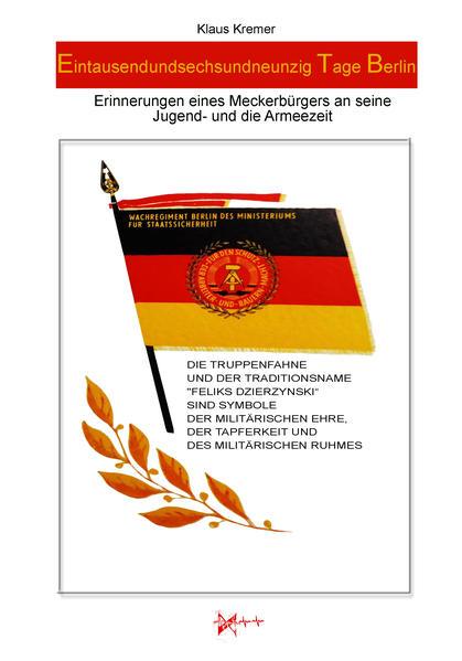 Eintausendundsechsundneunzig Tage Berlin - Coverbild