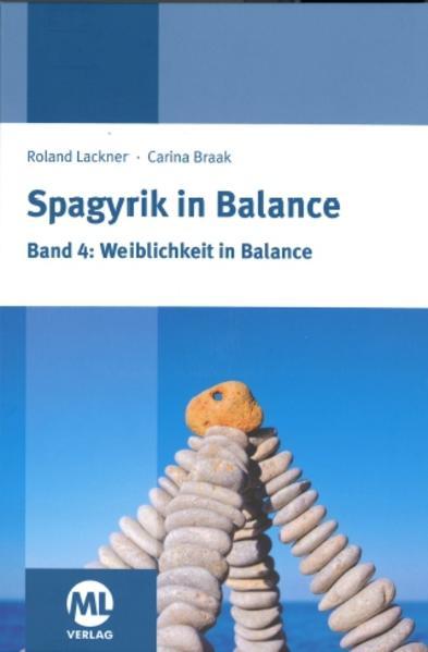 Spagyrik in Balance - Band 4: Weiblichkeit in Balance - Coverbild