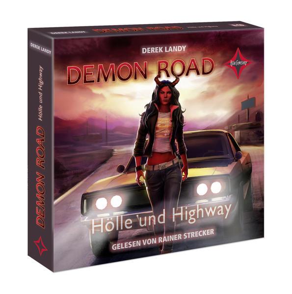 Demon Road - Hölle und Highway - Coverbild