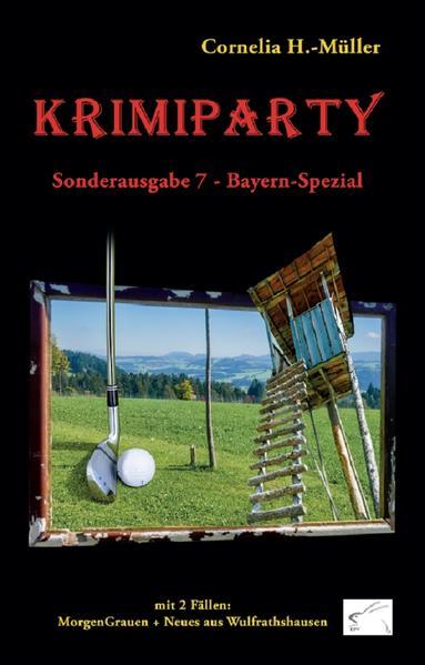 Krimiparty Sonderausgabe 7 Bayern-Spezial - Coverbild
