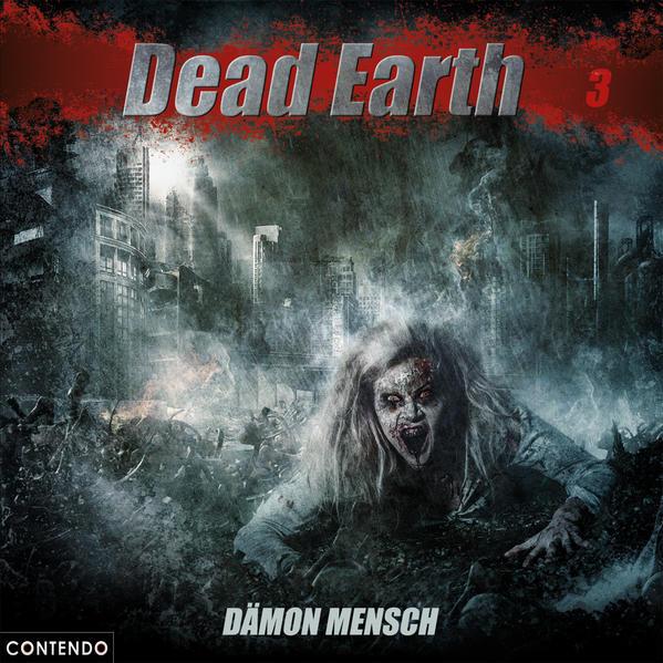 Dead Earth 3: Stadt der Kadaver - Coverbild