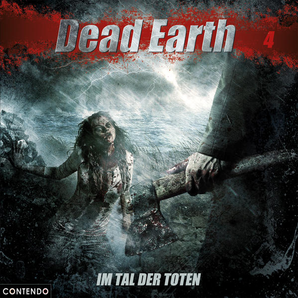 Dead Earth 4: Im Tal der Toten - Coverbild