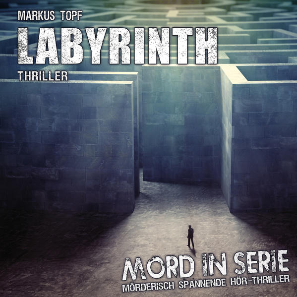 Mord in Serie 24: Labyrinth - Coverbild