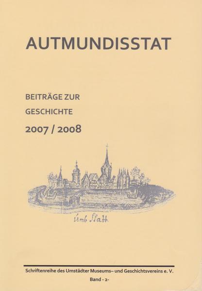Autmundisstat - Beiträge zur Geschichte - Coverbild