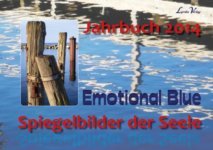 Jahrbuch 2014 EMOTIONAL BLUE - Coverbild