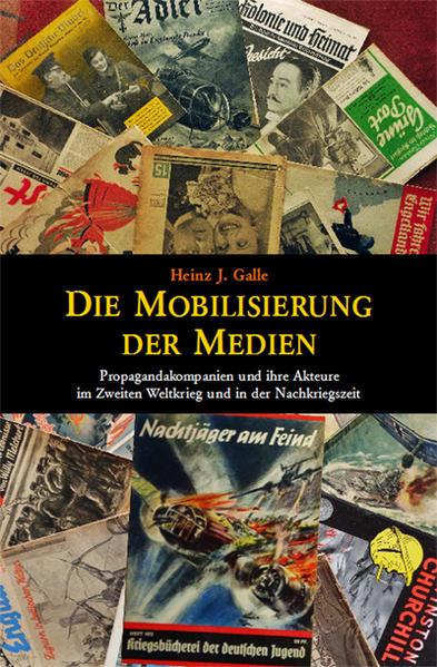 Die Mobilisierung der Medien - Coverbild