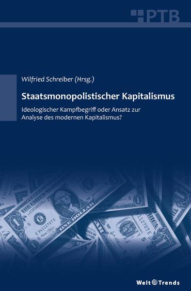 Staatsmonopolistischer Kapitalismus - Coverbild