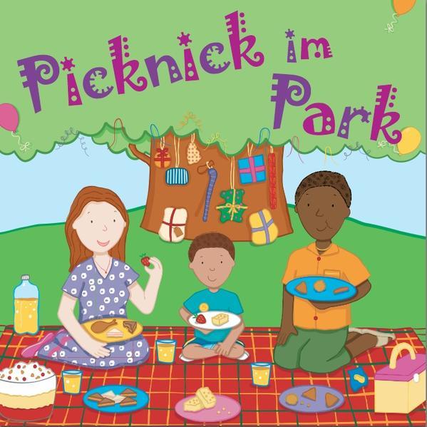 Picknick im Park - Coverbild