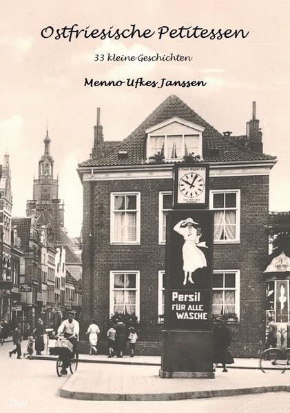 Ostfriesische Petitessen - Coverbild