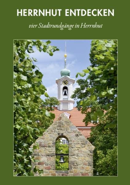 Herrnhut entdecken - Coverbild